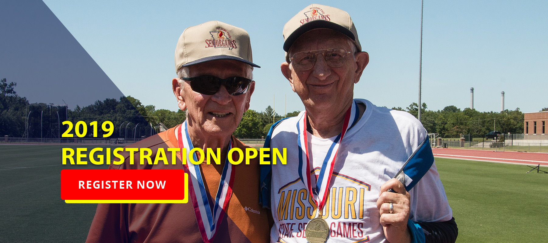 Missouri State Senior Games Registration Open